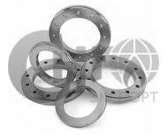 Приварные кольца из легированной и углеродистой стали