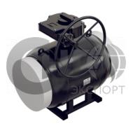 Краны универсальные стандартнопроходные под редуктор/электропривод ст.20