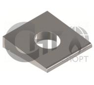 Шайба ГОСТ 10906-78 косая квадратная
